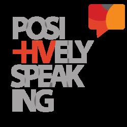 Positively Speaking Podcast Logo